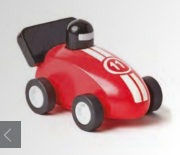 Race Car Pull Back Toy