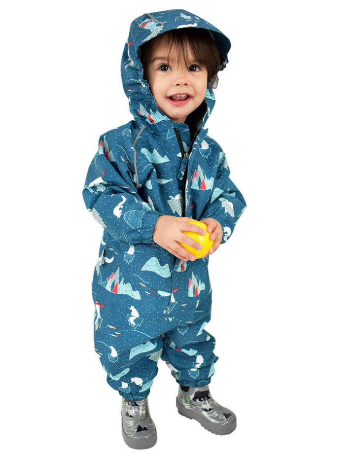 One Piece Infant Rain suit