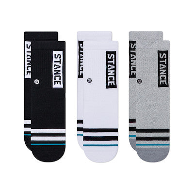 Stance Kids Casual Socks OG 3 pack