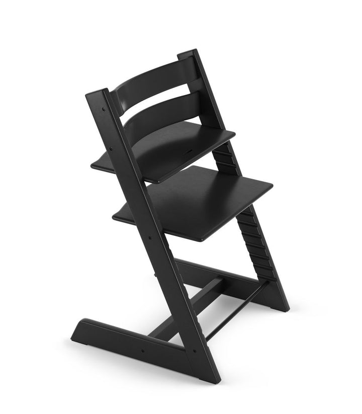 Tripp Trapp Chair fits Infant to Adult - Black