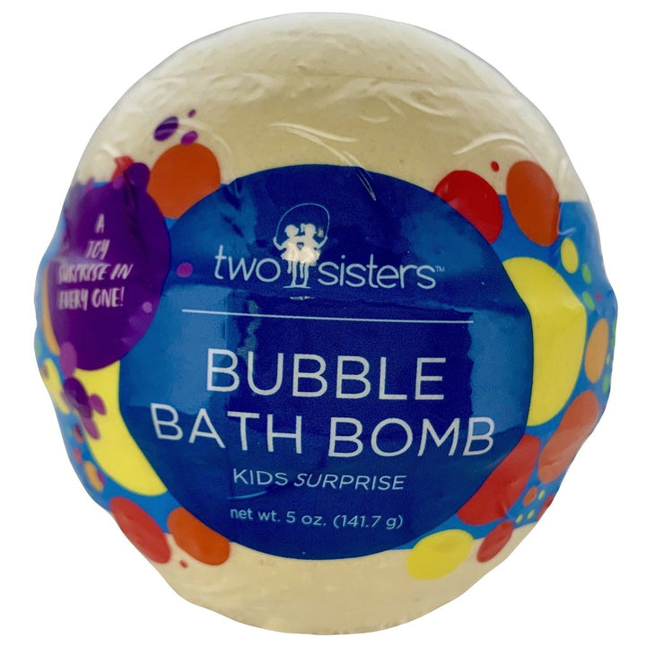 Kids Tropical Bath Bomb with Toy Surprise
