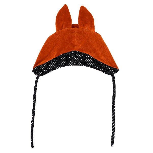 Baby Organic Cotton Fox Hat