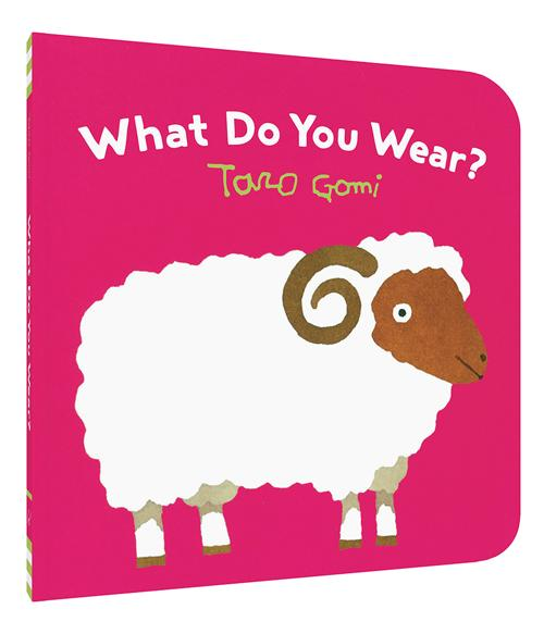 What Do You Wear by Taro Gomi
