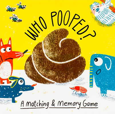 Who Pooped? A Fun Matching & Memory Game
