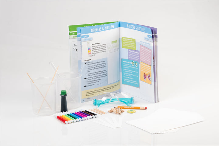 Yellow Scope Paper Chromatography Kit