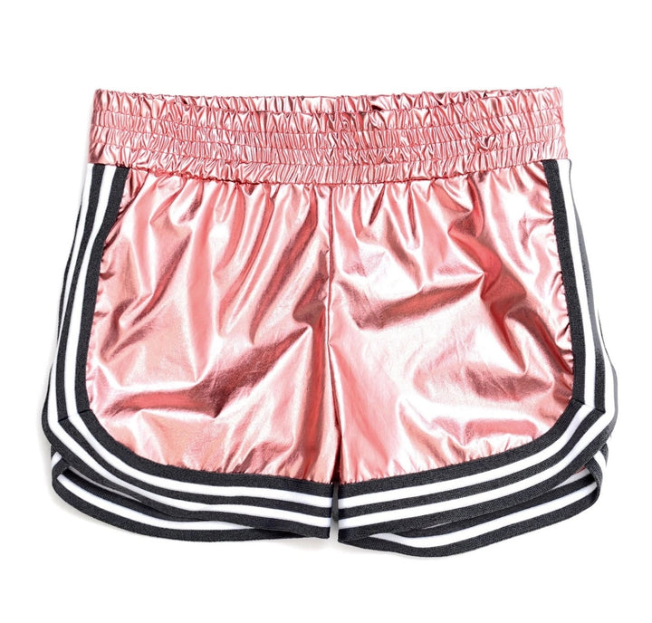 Appaman metallic pink short