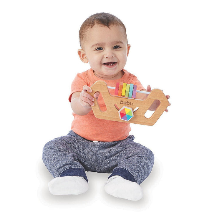 Mindware Tilt and Spin Infant Toy - lifestyle
