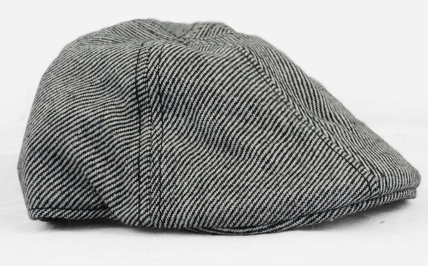 Childs Tweed Driving Cap by Blueberry Hill