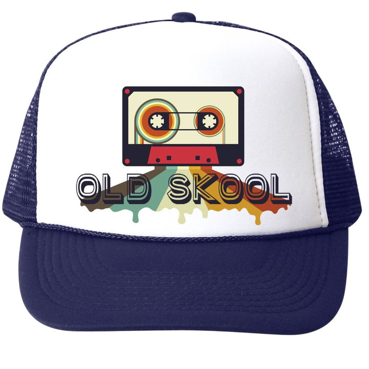 Old Skool Kids Trucker Hat