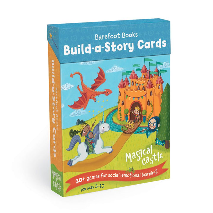 Build a Story Cards - magical castle