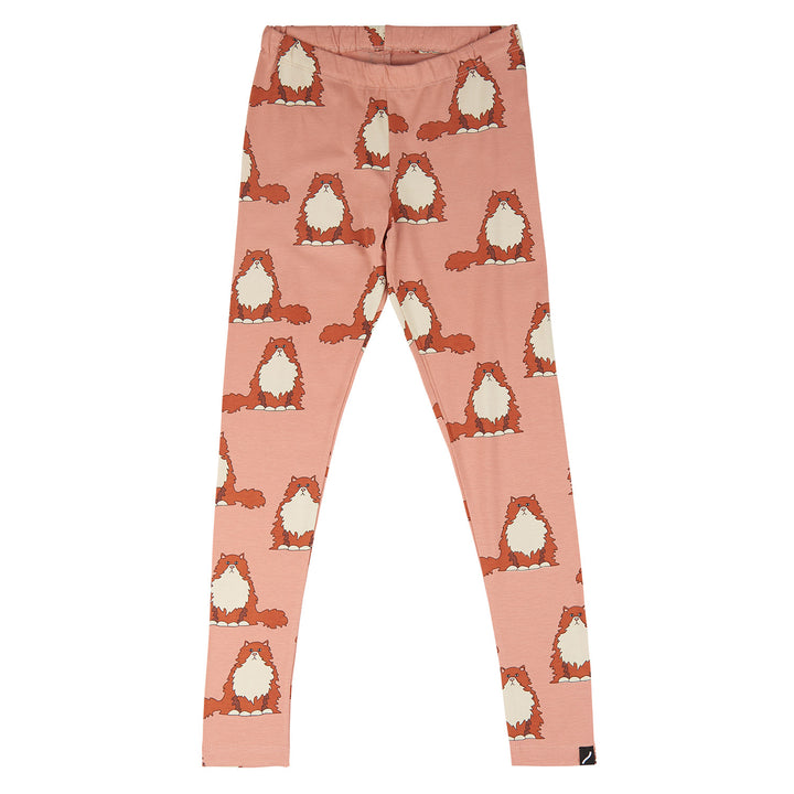 Carlijnq Lou Lou Leggings (blush)