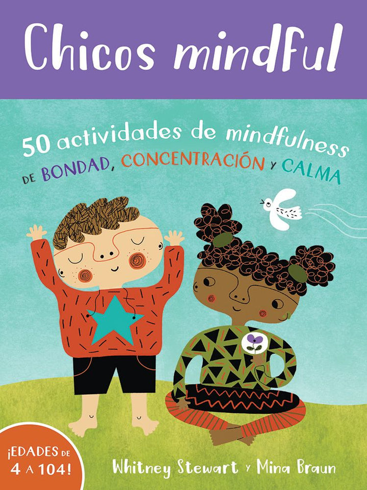Chicos Mindful Spanish Activity Cards