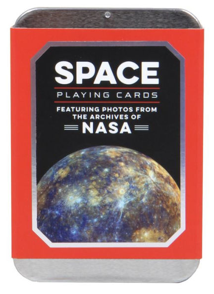 NASA Space Playing Cards