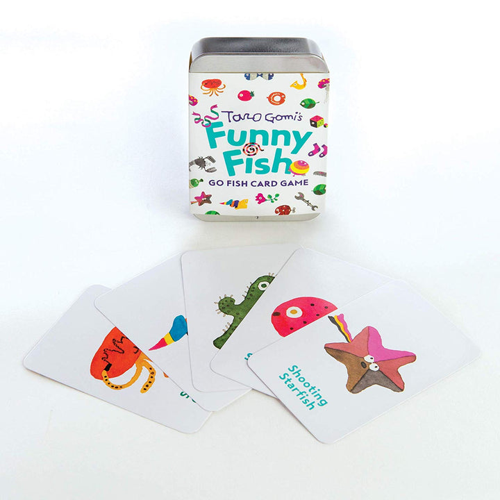 Funny Fish Card Game