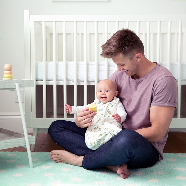 ErgoBaby Pineapple Sleep Sack (mid-weight)