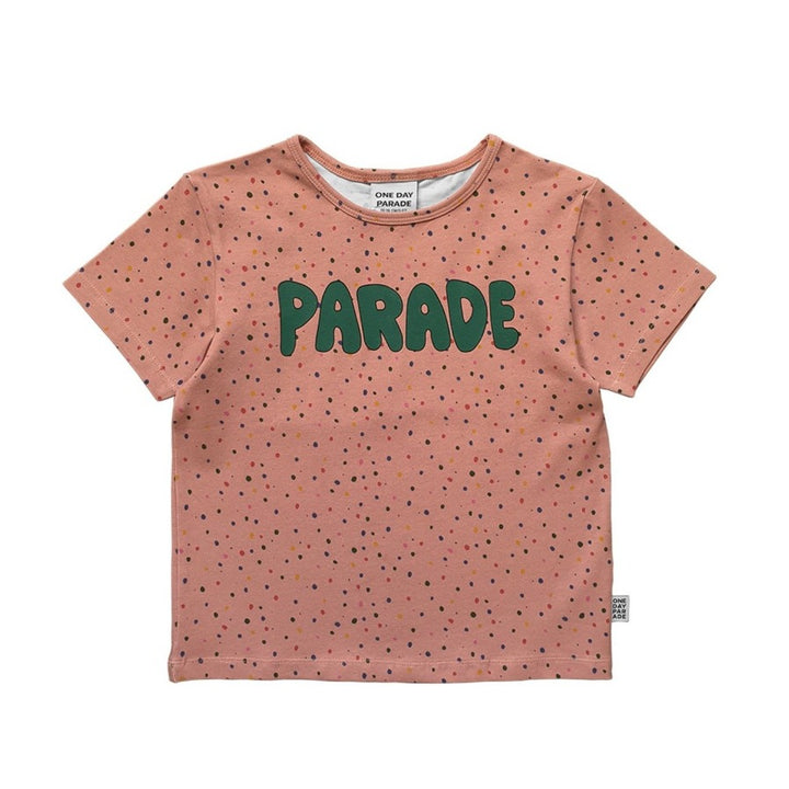 One Day Parade Confetti Tee Shirt