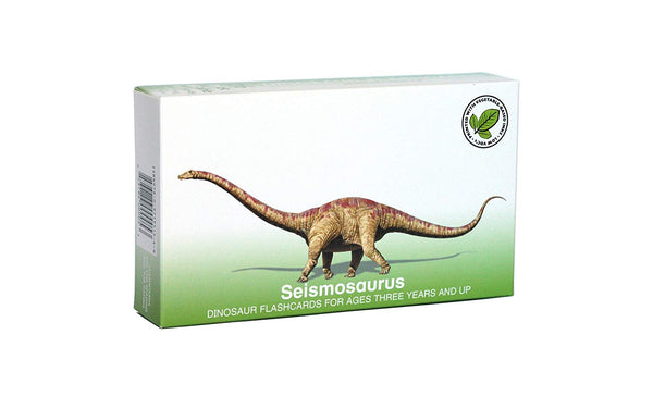 Flash of Brilliance Dinosaurs Flash Cards
