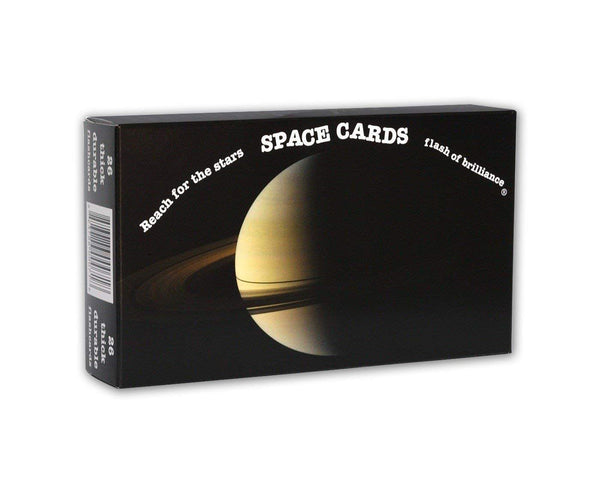 Flash of Brilliance Space Flash Cards