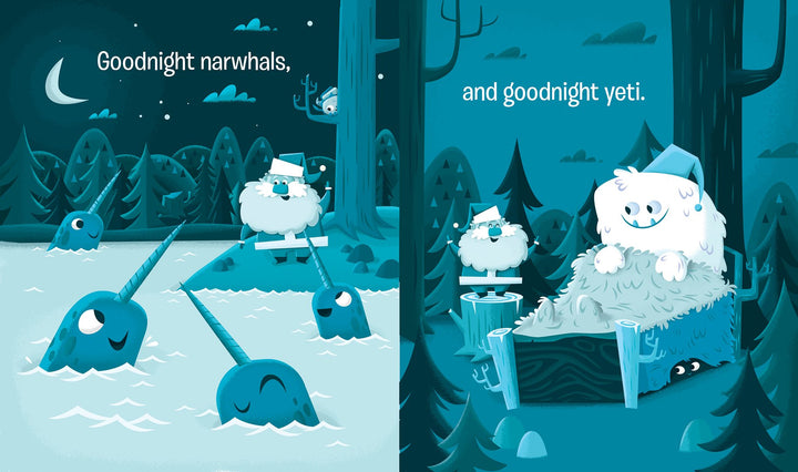 Goodnight Krampus board book