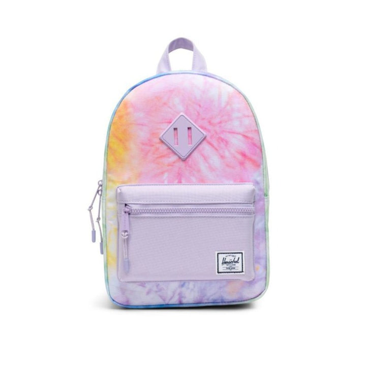 Herschel Kids Lilac Tie-Dye Backpack - Ages 3-4