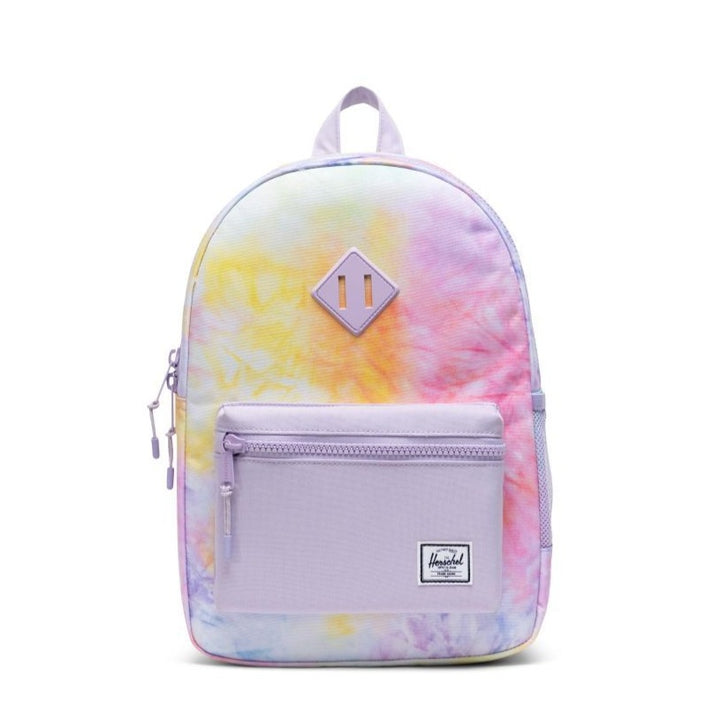Herschel Kids Lilac Tie Dye Youth Backpack - Ages  8+