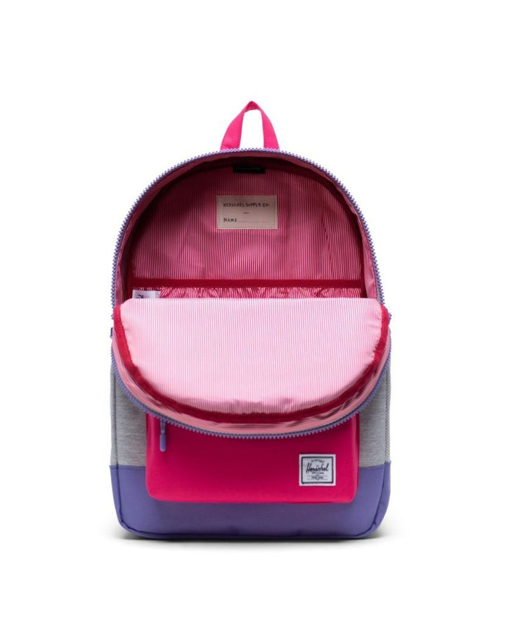 Herschel kids backpack - interior