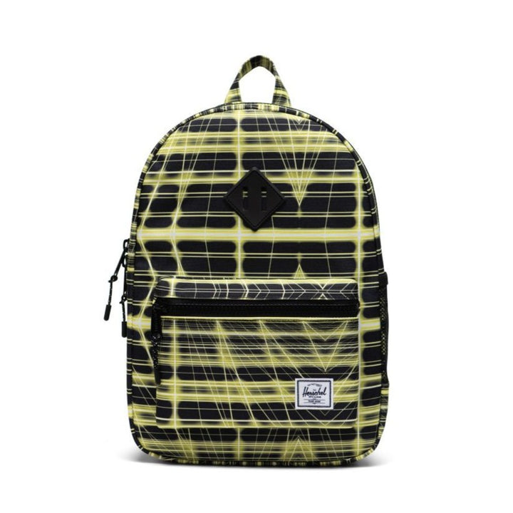 Herschel Youth Neon Grid Backpack - 8-12 Years