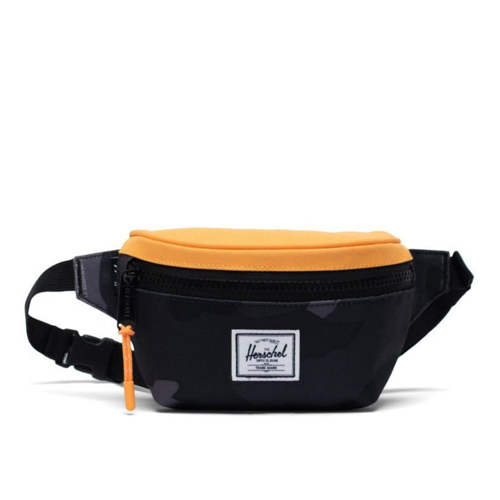 Herschel Kids Fanny Pack - Night Camo & Orange