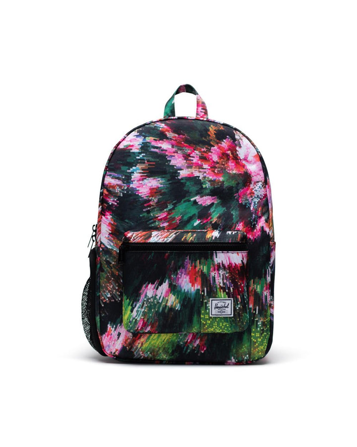 Digital Floral Backpack/Diaper Bag by Herschel
