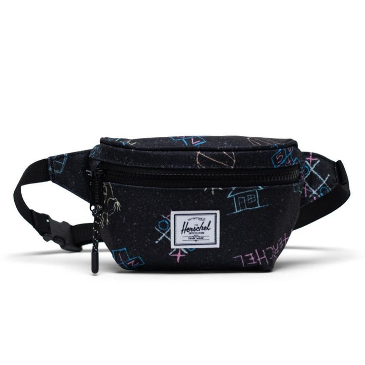 Herschel Chalk Drawing Kids Fanny Hip Pack