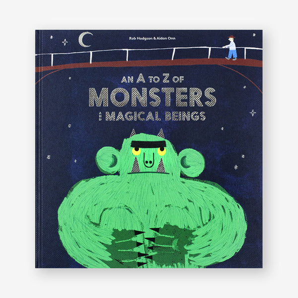 A to Z Monsters & Magical Beings