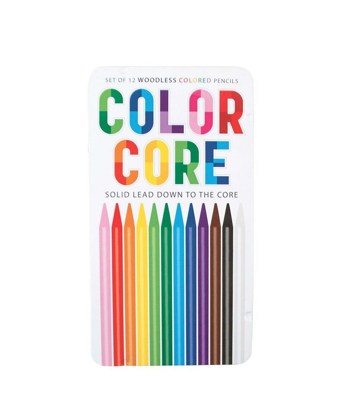 OOLY Color Core Woodless Pencils