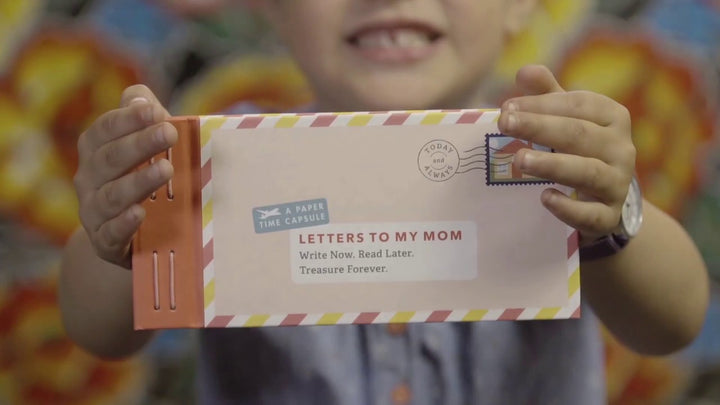 Letters to My Mom: A Paper Time Capsule