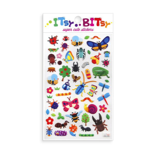 OOLY Itsy Bitsy: Bug Life Stickers