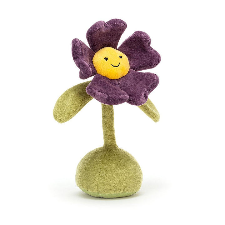 Stuffed Pansy Flower
