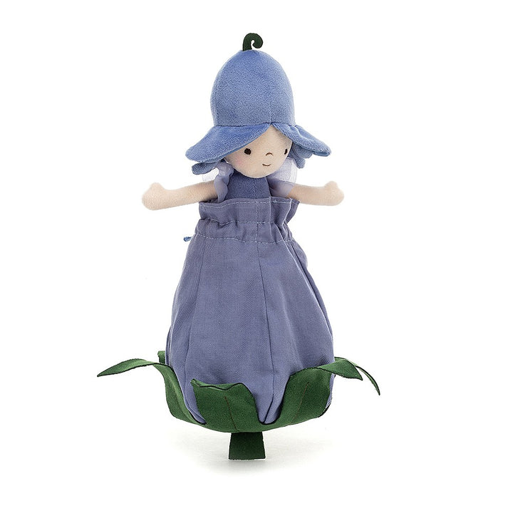 Bluebell Fairy Doll