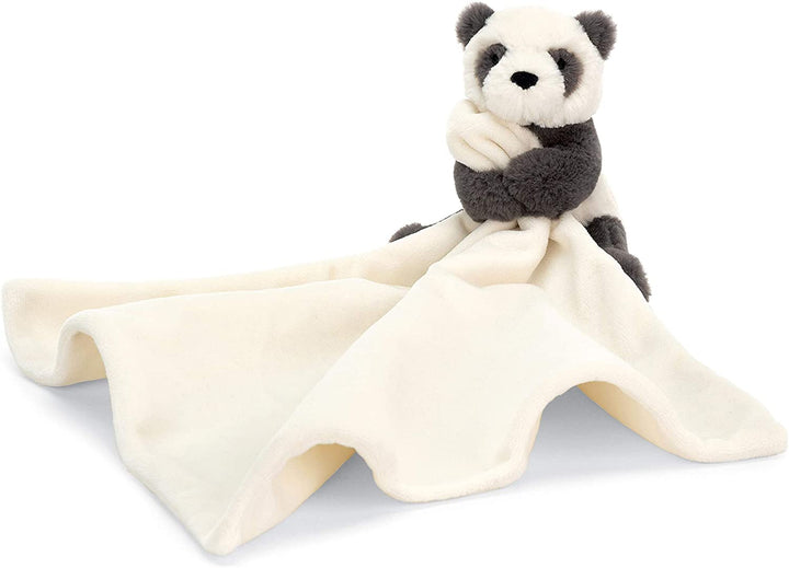 Jellycat Harry Panda Soother (black/white)