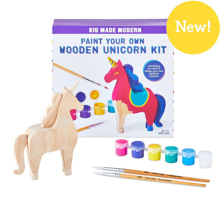 Paint Your Own Unicorn Set
