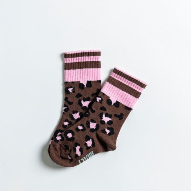 Lillster Leopard Socks for family - Baby