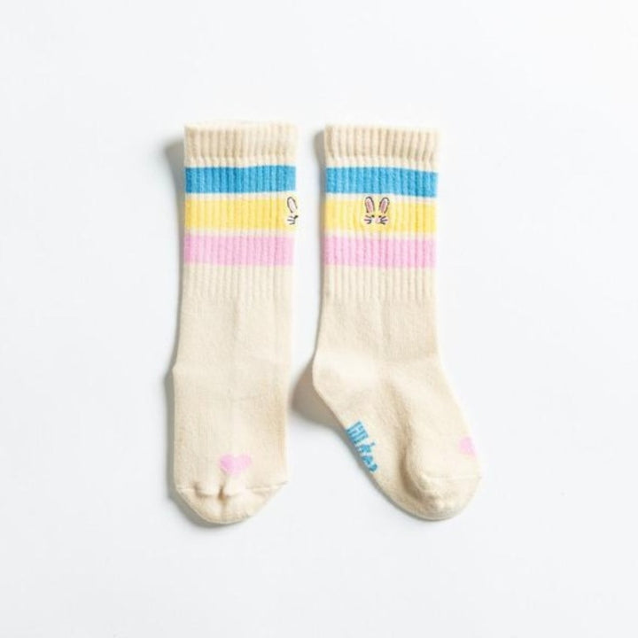 Lillster Candy Bunny Sock - infant