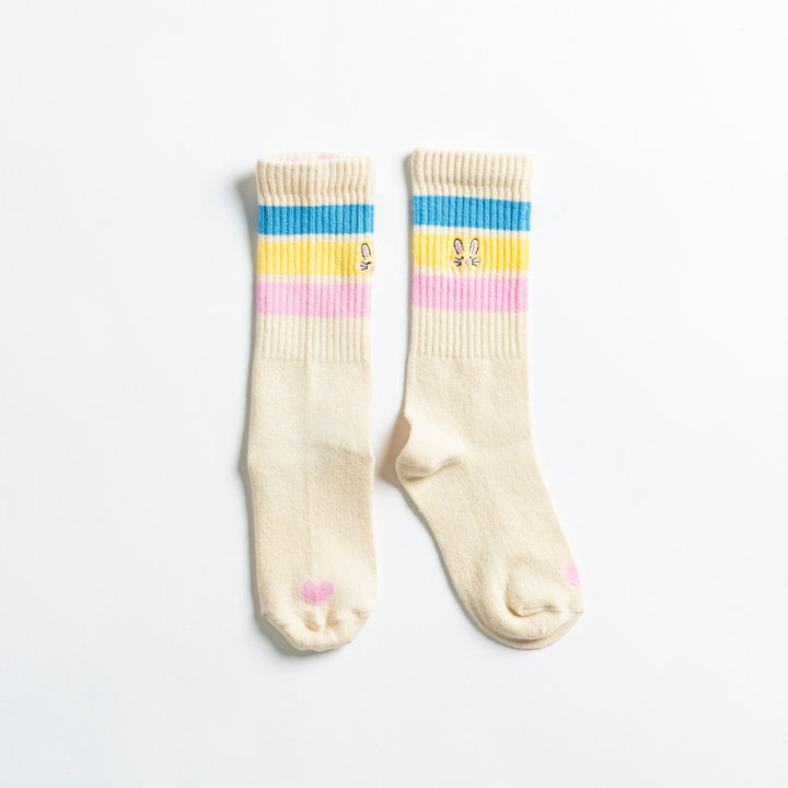 Lillster Candy Bunny Sock - Kid