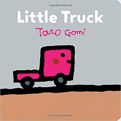 Little Truck by Taro Gomi