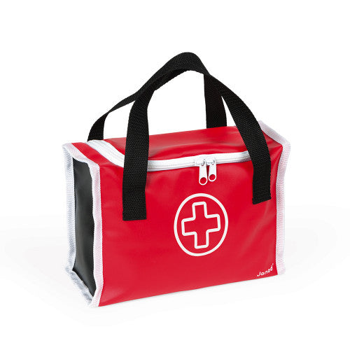 Doctor kit bag with handles