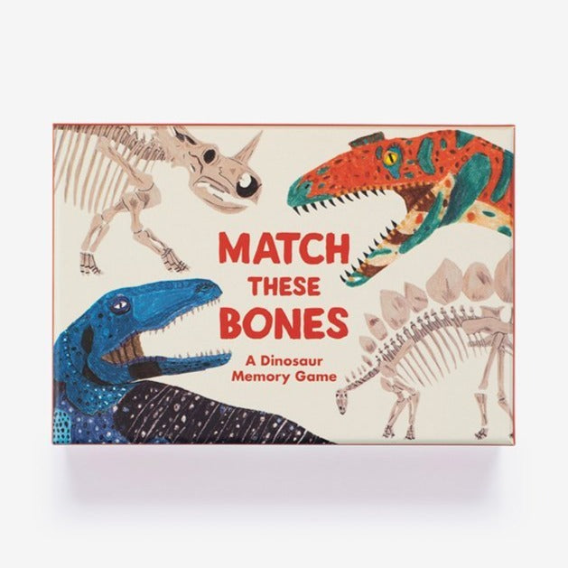 Match the Bones / Memory Game for Kids 4+