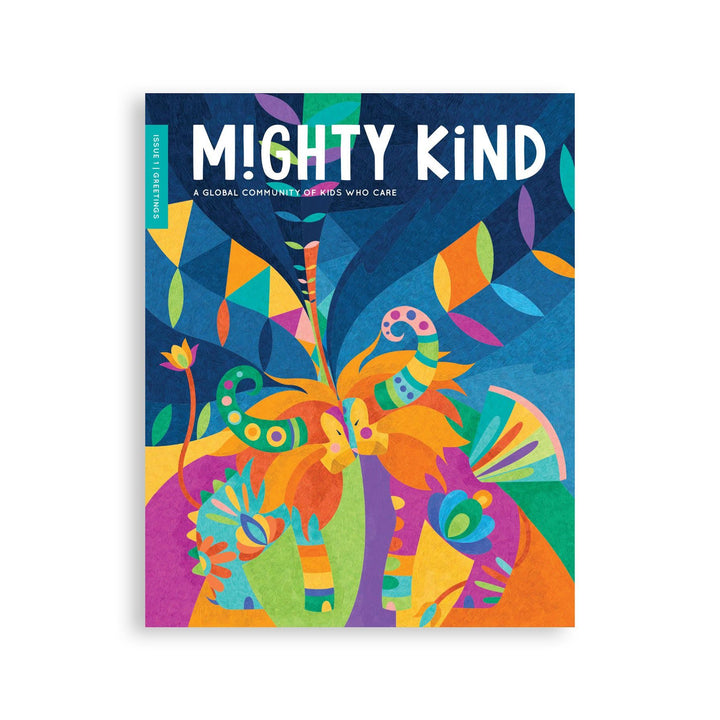 Mighty Kind Kids Magazine - Issue 1
