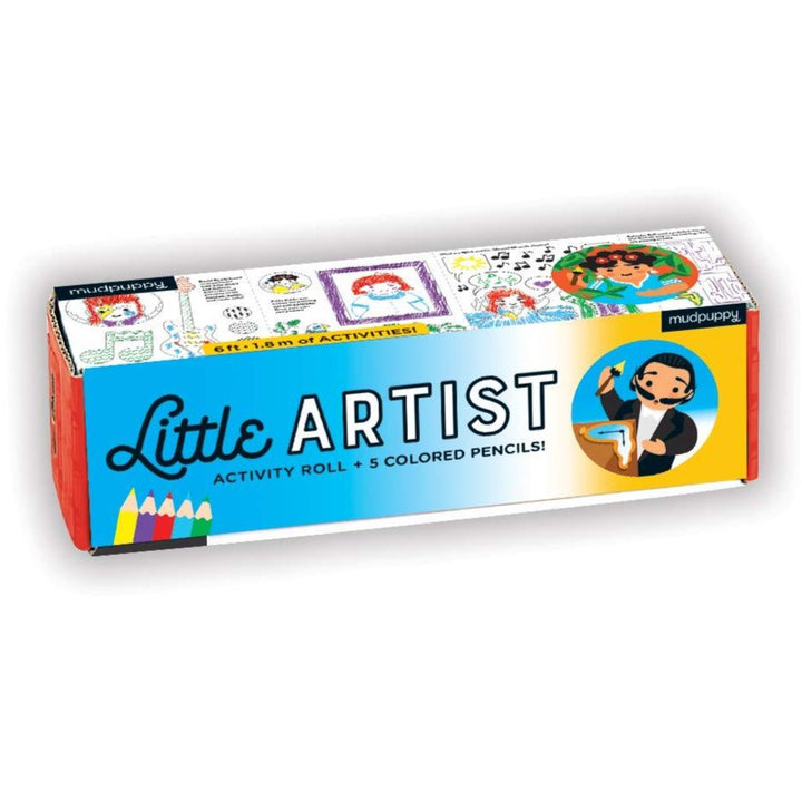 Little Artist 6' Activity Roll