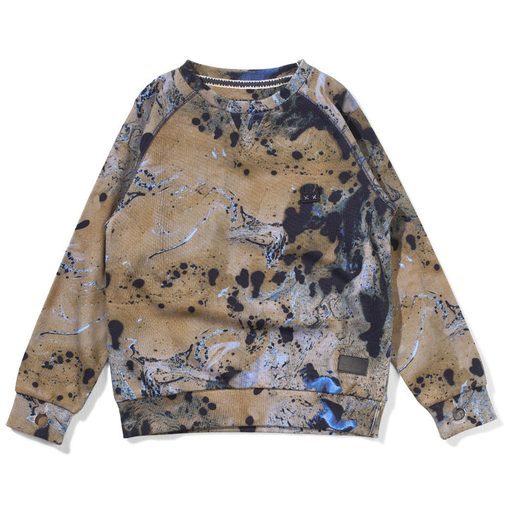 Munster Kids Splatter Sweatshirt