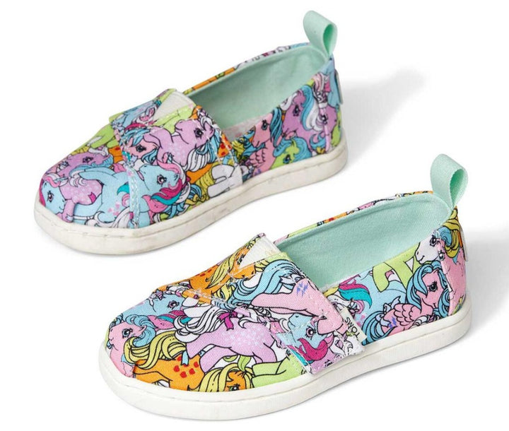 Toms My Little Pony Shoe