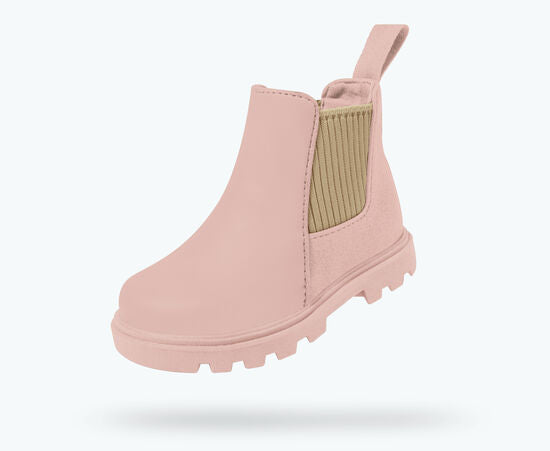 Native Kensington Treklite Child Boots (blush)