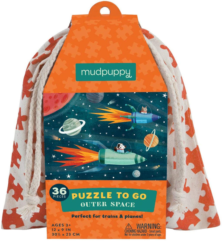Puzzle to Go - Outer Space